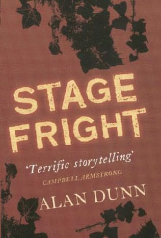 book cover of Stage Fright