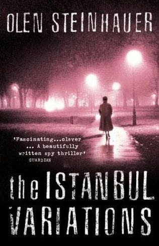 book cover of The Istanbul Variations