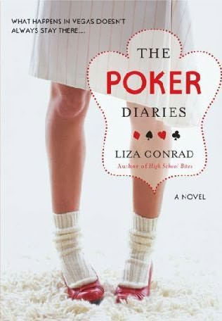 book cover of The Poker Diaries