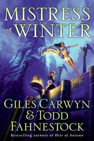 book cover of Mistress of Winter