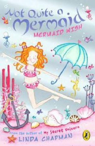 book cover of Mermaid Wish
