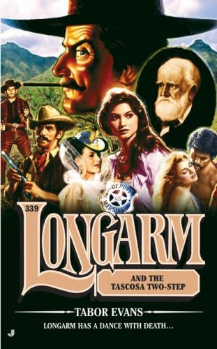 book cover of Longarm and the Tascosa Two-Step