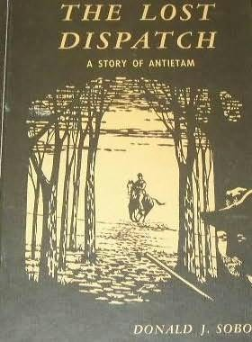 book cover of The Lost Dispatch