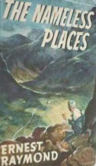 book cover of The Nameless Places
