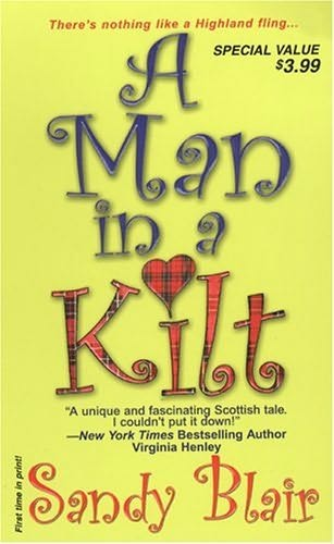 book cover of A Man in a Kilt