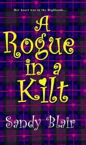 book cover of A Rogue in a Kilt