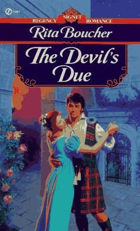 book cover of The Devil\'s Due