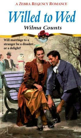 book cover of Willed to Wed