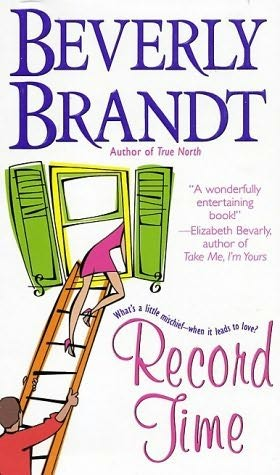 book cover of Record Time