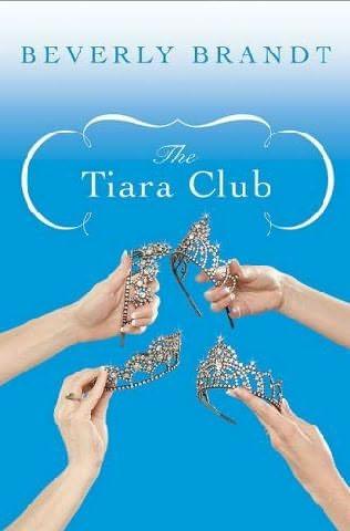 book cover of The Tiara Club