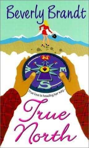 book cover of True North