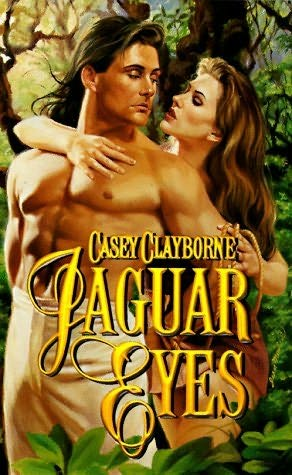 book cover of Jaguar Eyes