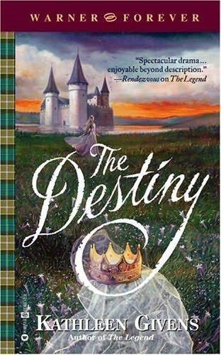 book cover of The Destiny