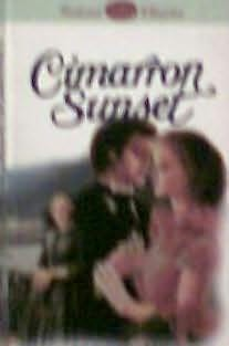 book cover of Cimarron Sunset