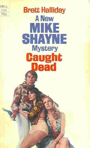 book cover of Caught Dead