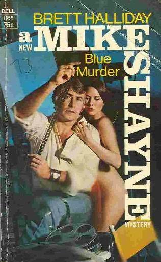 book cover of Blue Murder