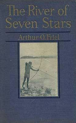 book cover of The River of Seven Stars