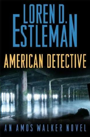 book cover of American Detective