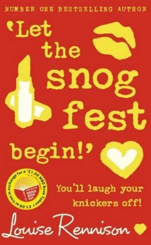 book cover of Let the Snog Fest Begin!