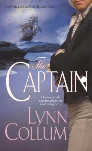 book cover of The Captain
