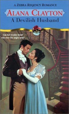 book cover of A Devilish Husband