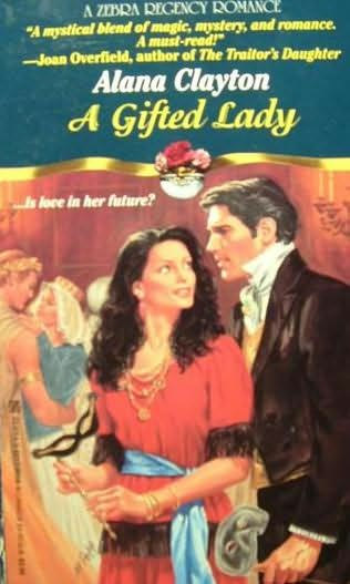 book cover of A Gifted Lady