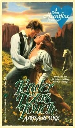 book cover of Tender Texas Touch