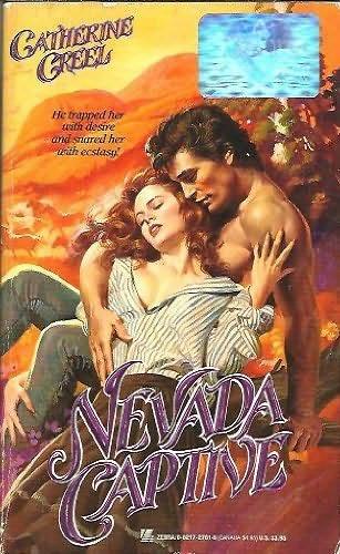book cover of Nevada Captive