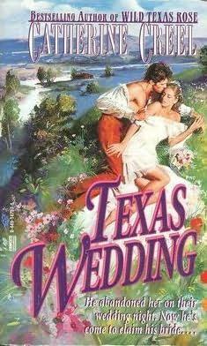 book cover of Texas Wedding