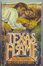 book cover of Texas Flame