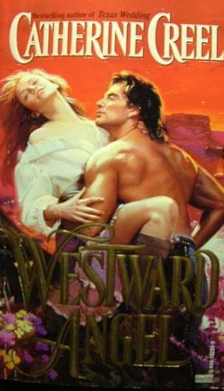 book cover of Westward Angel