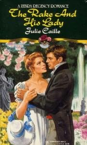 book cover of The Rake and His Lady