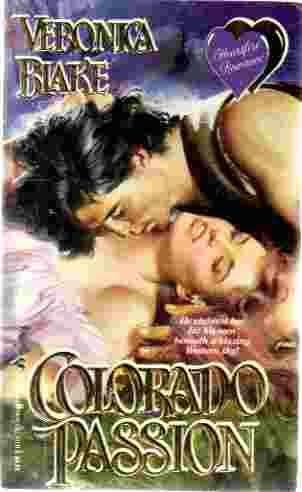 book cover of Colorado Passion