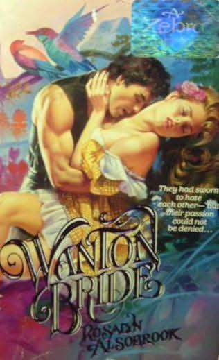 book cover of Wanton Bride