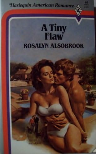 book cover of A Tiny Flaw