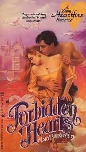 book cover of Forbidden Hearts