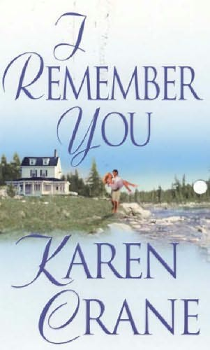 book cover of I Remember You