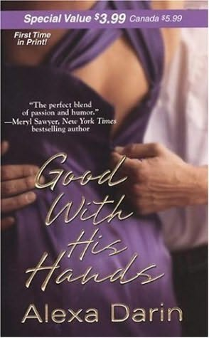 book cover of Good with His Hands