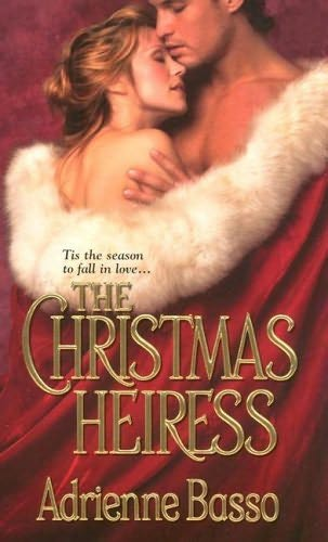 book cover of Christmas Heiress