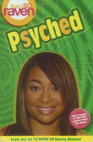 book cover of Psyched