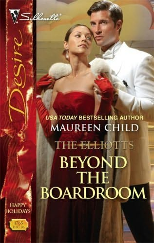 book cover of Beyond The Boardroom