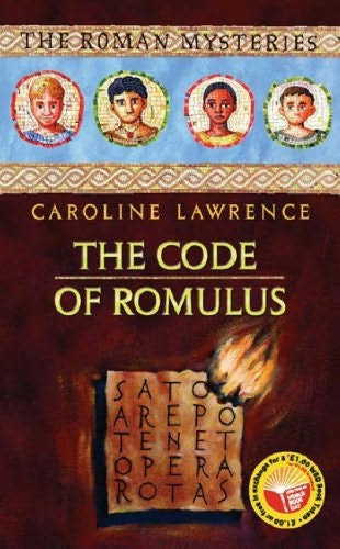 book cover of The Code of Romulus