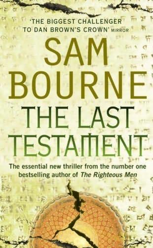 book cover of The Last Testament