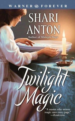 book cover of Twilight Magic