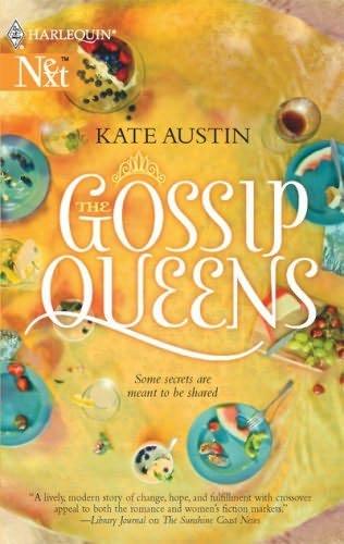 book cover of The Gossip Queens