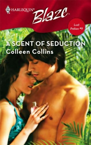 book cover of A Scent of Seduction