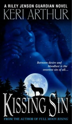book cover of Kissing Sin