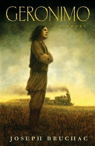 book cover of Geronimo
