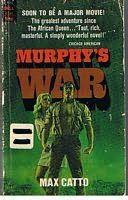 book cover of Murphy\'s War