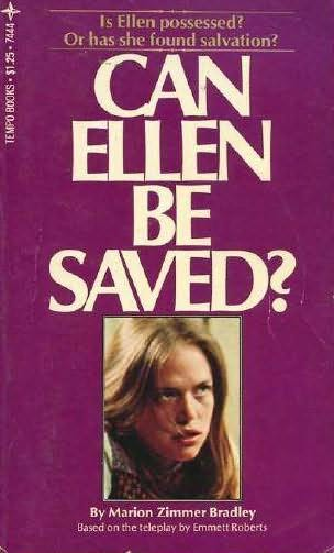 book cover of Can Ellen Be Saved